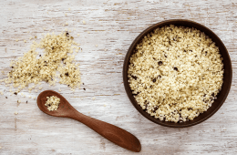 hemp hearts composition, nutrition and benefits
