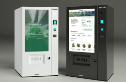 Tech Startup Releases Cannabis Vending Machine Powered By AI