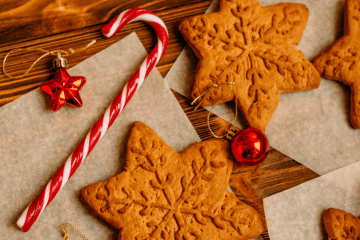 Cooking With Cannabis 101 - Critical Kushmas Gingerbread Cookies