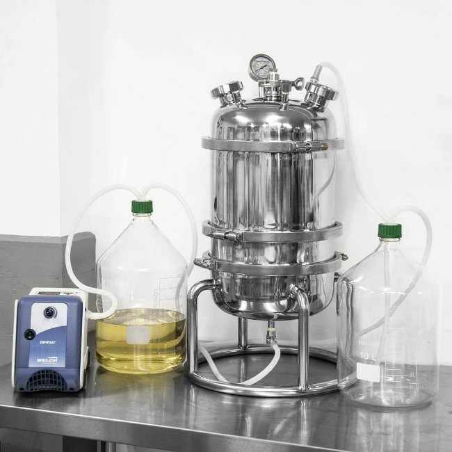 black market research has brought us modern cannabis processing protected by patents