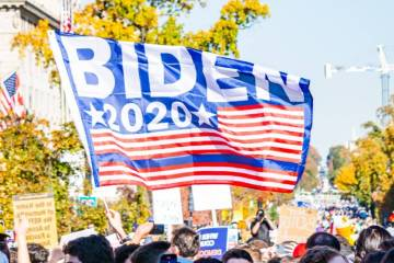 Biden flag 2020