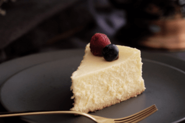 How to make cannabis-infused Eggnog Cheesecake