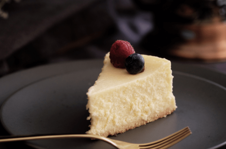 How to make cannabis-infused Eggnog Cheesecake