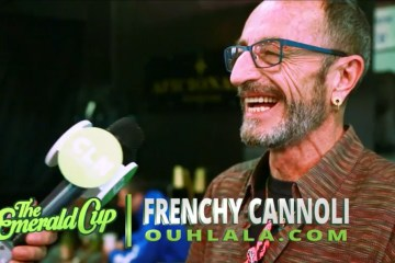 Frenchy Cannoli and his infectious laugh he shared with everyone