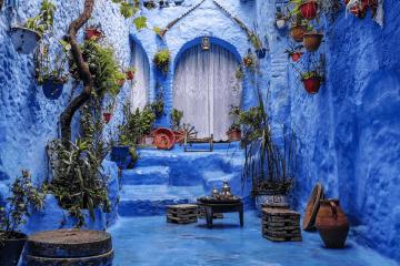 Covid-19 and Cannabis. Morocco.