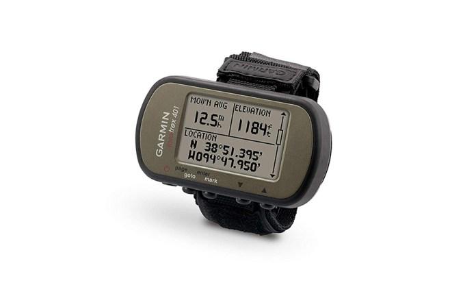 Foretrex Waterproof Hiking GPS by Garmin