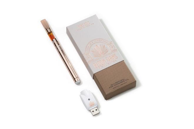 Bloom Farms Rose Gold Vape Pen