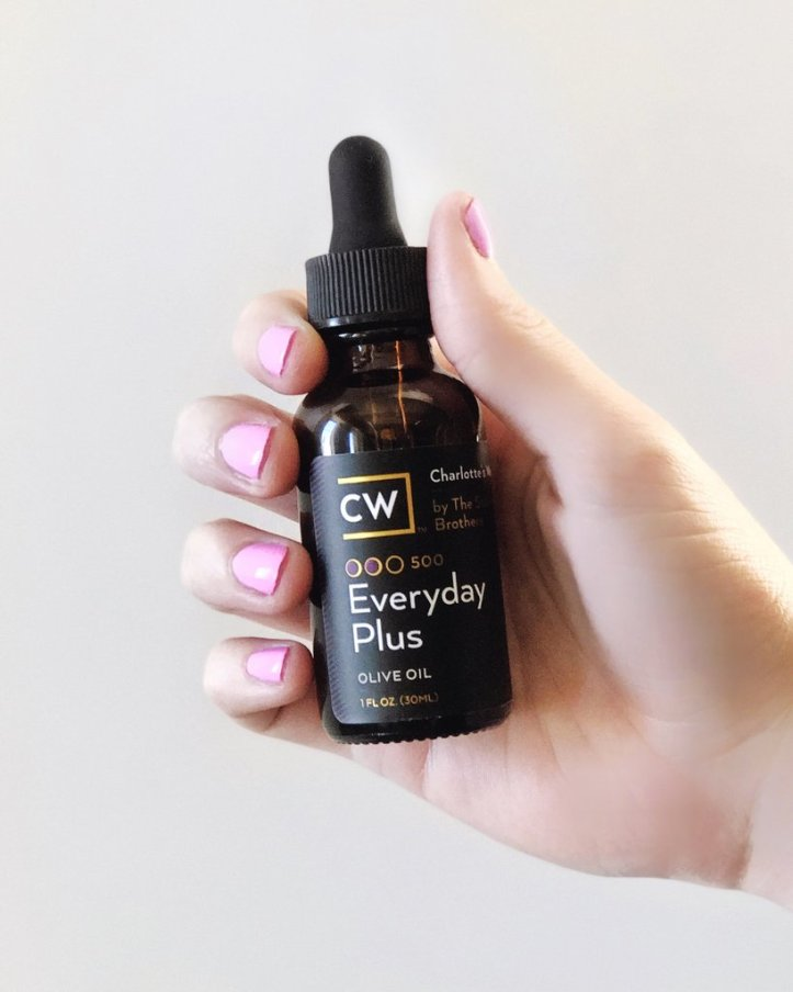 Charlotte's Web CW Hemp Everyday Plus CBD Oil
