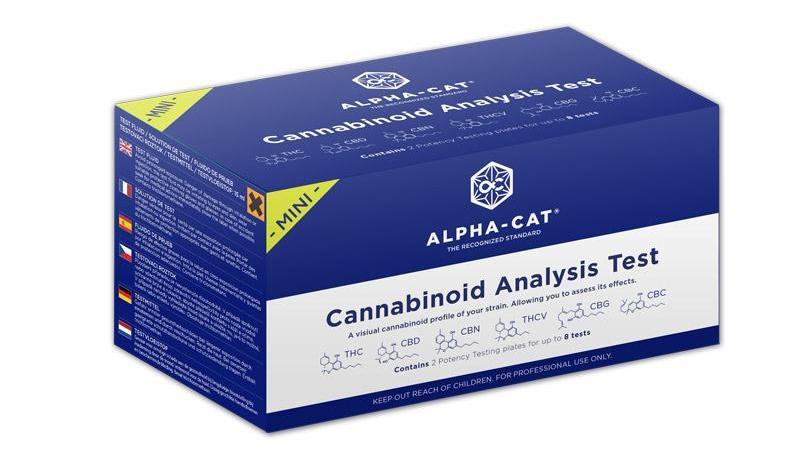 Cannabinoid Test KIt