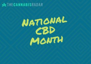 National CBD Month: January 2020 Recognized as The First-Ever National CBD Month