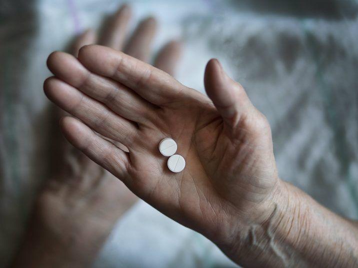 Study: Cannabis legalization leading to a decline in opioid prescriptions