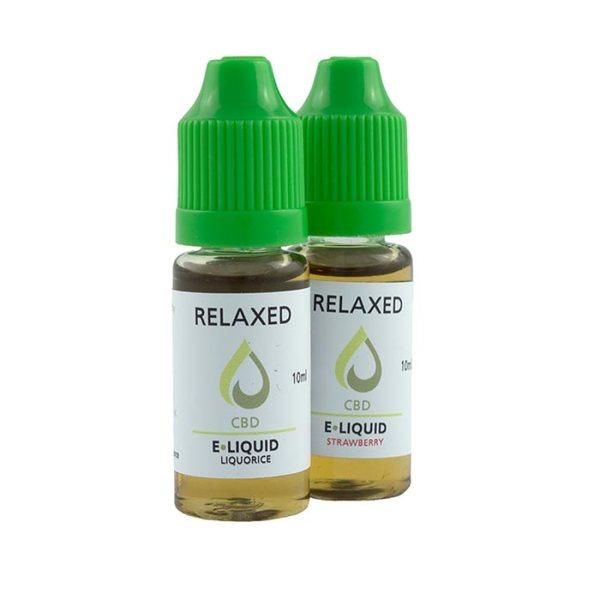 CBD Evæske relaxed Eliquid stress