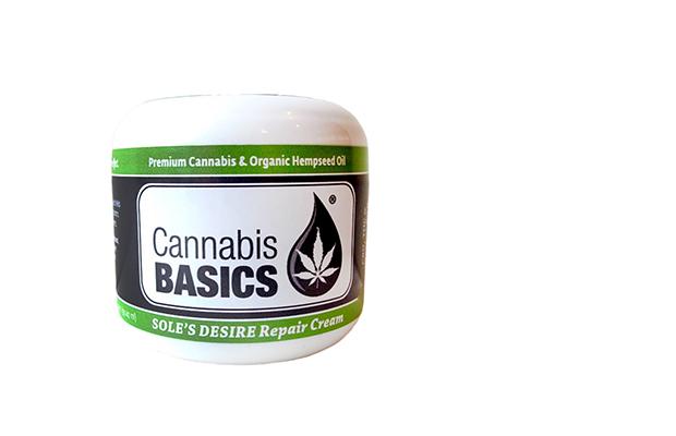 Foot Cream Cannabis Now