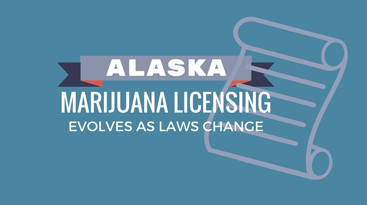 Alaska Marijuana Licensing Evolves as Laws Change