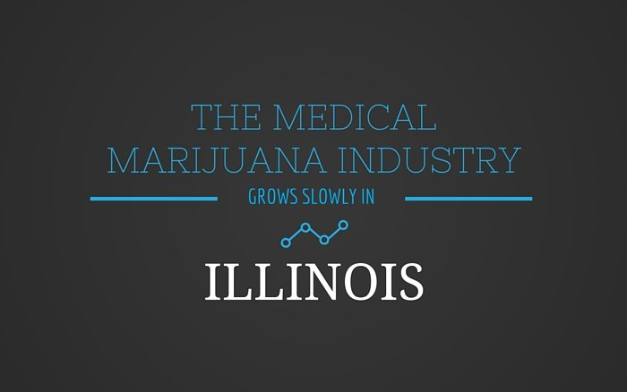 The Medical Marijuana Industry Grows Slowly in Illinois