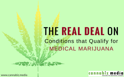 The Real Deal on Conditions that Qualify for Medical Marijuana