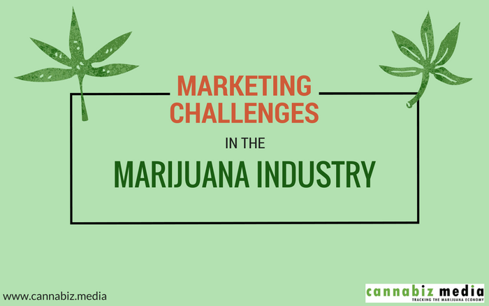 Marketing Challenges in the Marijuana Industry