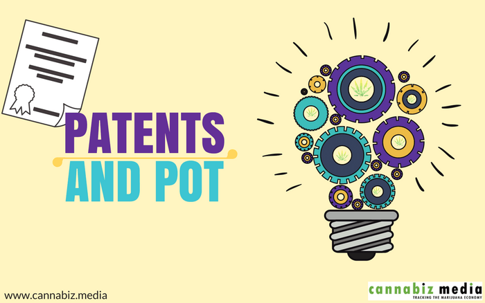 Patents and Pot