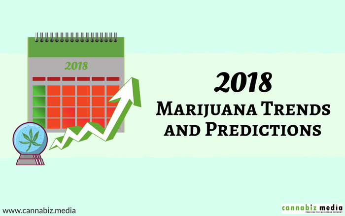 2018 Marijuana Industry Trends and Predictions