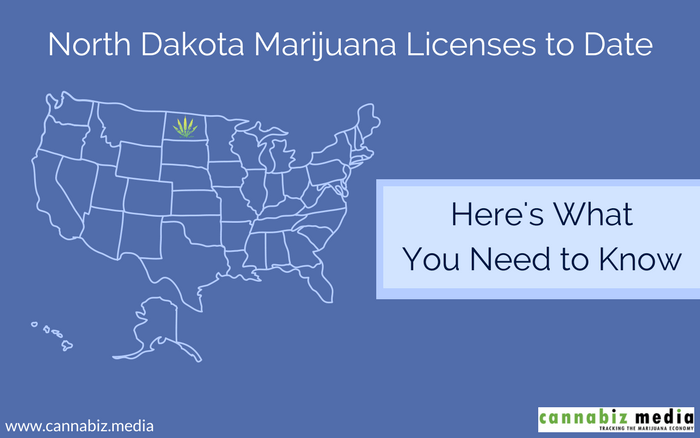 North Dakota Marijuana Licenses to Date – Here's What You Need to Know