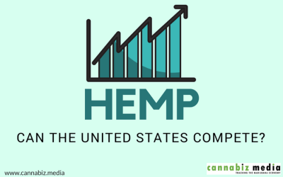 Hemp – Is It Too Late for the U.S. to Compete?