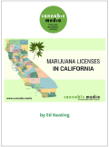 Growth of Marijuana Licenses in California Ebook cover