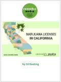 Growth of Marijuana Licenses in California Ebook cover