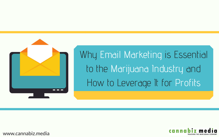 Why Email Marketing is Essential to the Marijuana Industry and How to Leverage It for Profits
