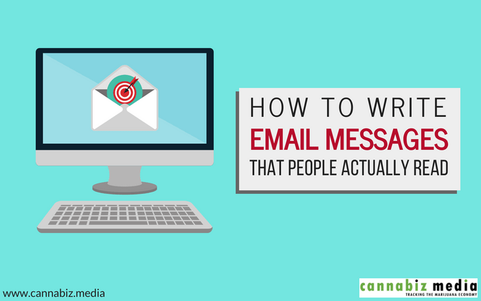 How to Write Email Messages that People Actually Read