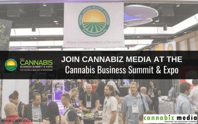 Join Cannabiz Media at the Cannabis Business Summit & Expo