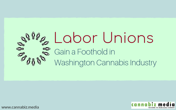 Labor Unions Gain a Foothold in Washington Cannabis Industry