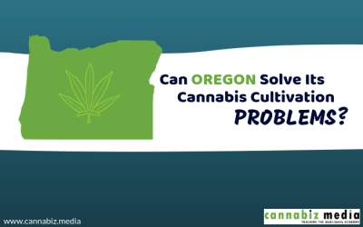 Can Oregon Solve Its Cannabis Cultivation Problems?