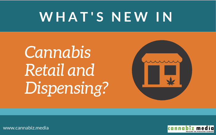 What's New in Cannabis Retail and Dispensing?