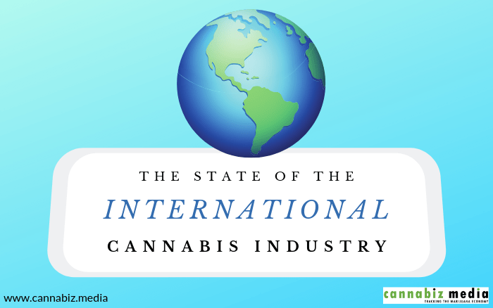 The State of the International Cannabis Industry
