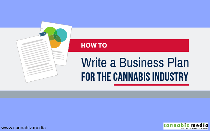 How to Write a Business Plan for the Cannabis Industry