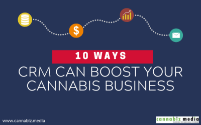 10 Ways CRM Can Boost Your Cannabis Business