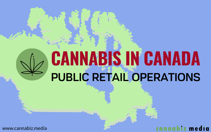 Cannabis in Canada: Public Retail Operations