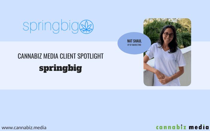 Client Spotlight – Springbig