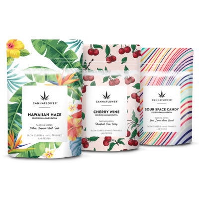 Soothe and Relive Cannaflower