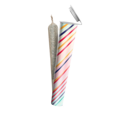 Cannaflower Sour Space Candy Preroll