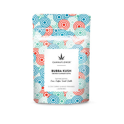 Cannaflower™ Bubba Kush Bag
