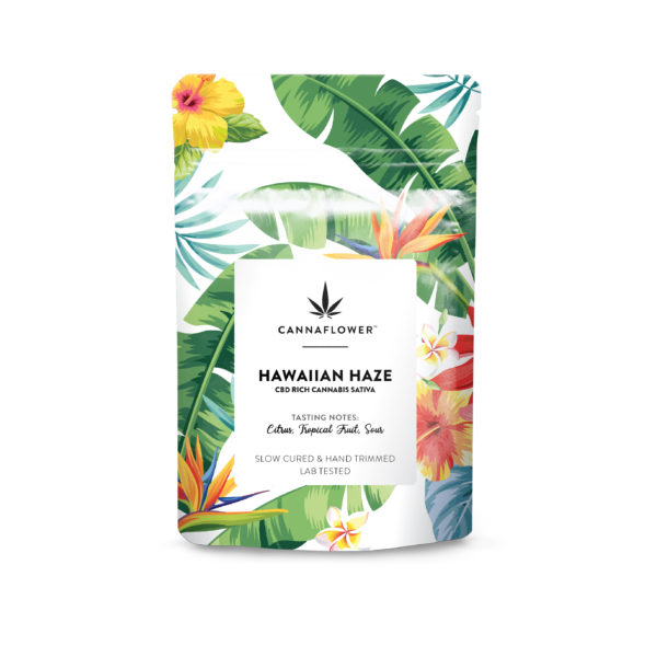 Cannaflower Hawaiian Haze Bag