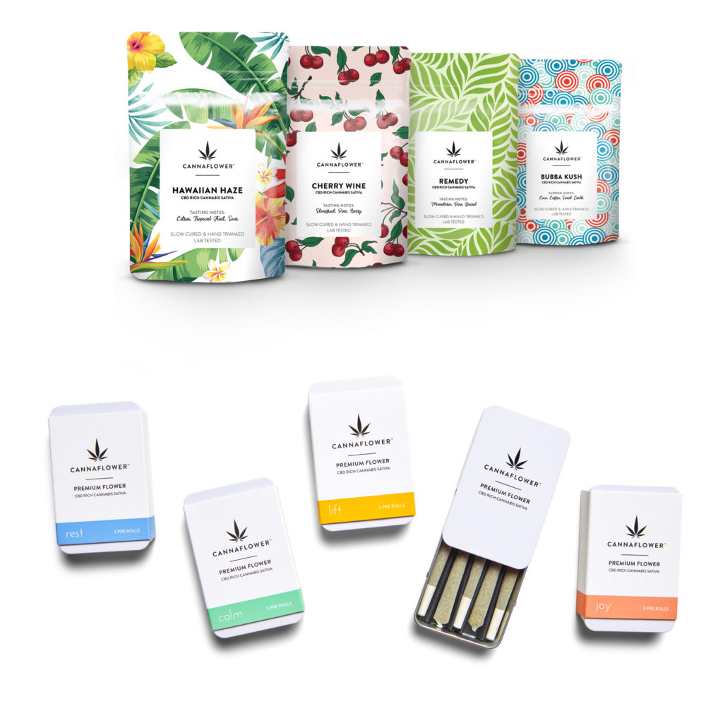Cannaflower™ Wholesale + Prerolls