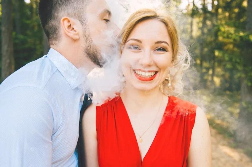 veteran smokers enjoy low thc