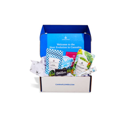 Cannaflower Discovery Box