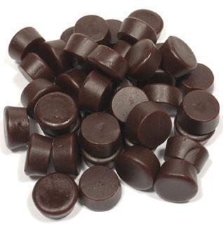 CannaGlobe CBD Hemp Edible Chocolate Chews