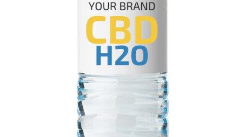 CannaGlobe CBD Water and Beverages