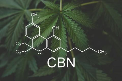 Cannabinol CBN Cannabinoid