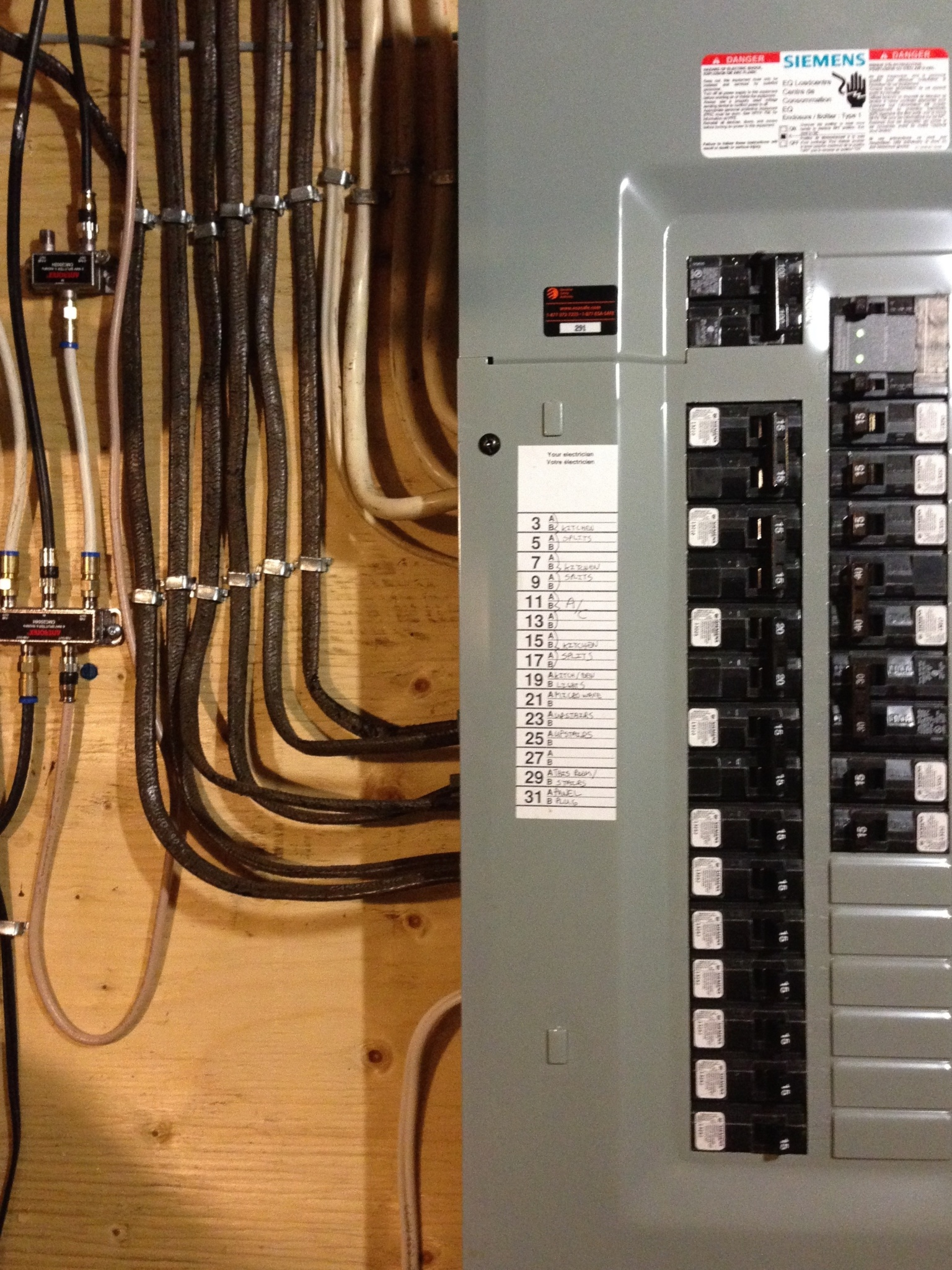 medium resolution of 100amp panel upgrade from 60amp fuses