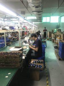 EMS facility in Shenzhen